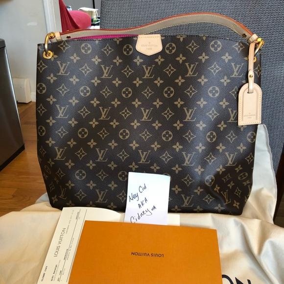 45df015cb423 Louis Vuitton Handbags - Graceful mm